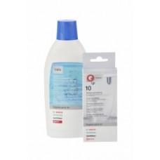 Kit Líquido Descalcificante + Pastilhas de Limpeza - Bosch