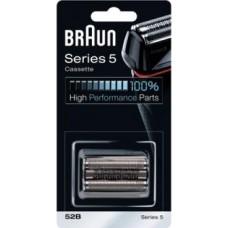 Cassete 52S Preta -Braun