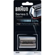 Cassete 52S Cinzenta -Braun