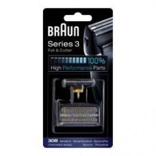 Combi-Pack 30B Series 3 Preto - Braun