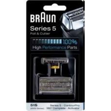 Combi-Pack 51S Series 5 Metalizada - Braun