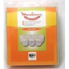 Copo iogurteira YG230 (7 unidades) -  Moulinex