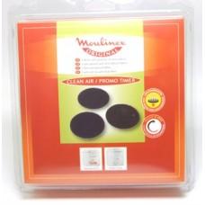 Filtro Espuma (3 unidades) (Fritadeira Clean Air) -  Moulinex