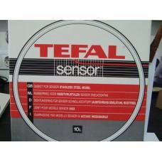 Junta Olla 10 Litros (Panela de Pressão Optima e Sensor 1) - Tefal