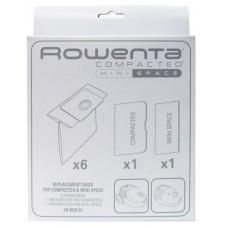 Bolsa (6 unidades) + Filtro (2 unidades) (Aspirador Compacteo) -  Rowenta